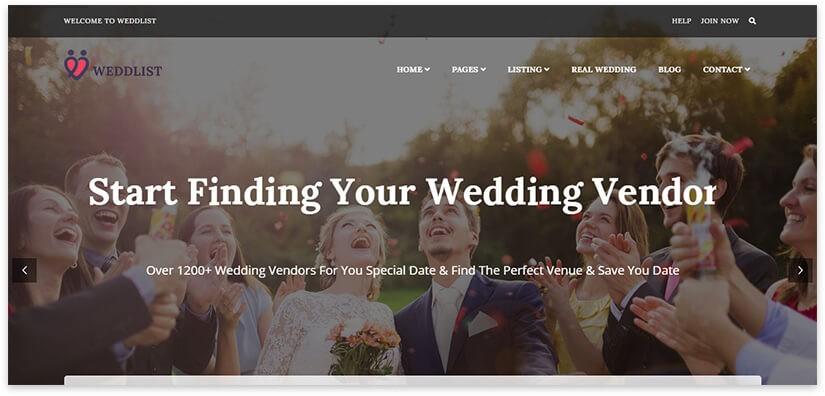 Свадебный каталог