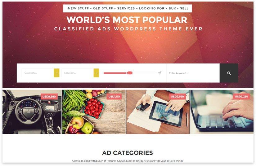 classi ads