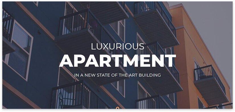 дорогие апартаменты