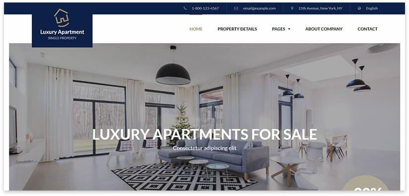 luxury апартаменты