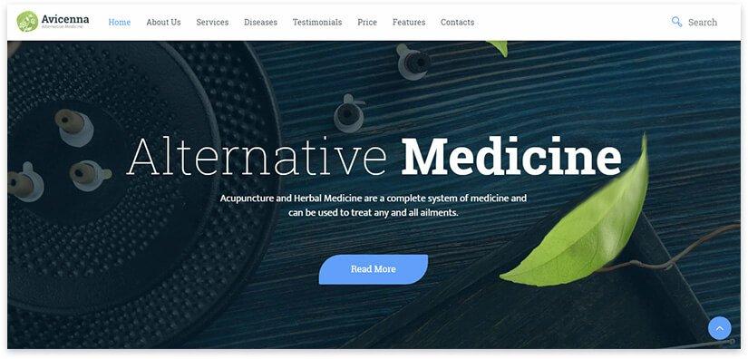 Медицина сайт
