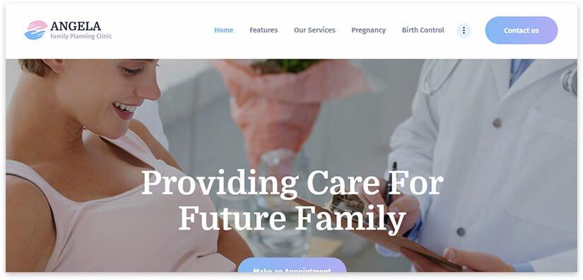 Сайт планирования беременности