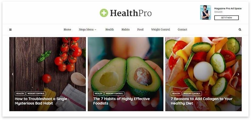 Блог про здоровье