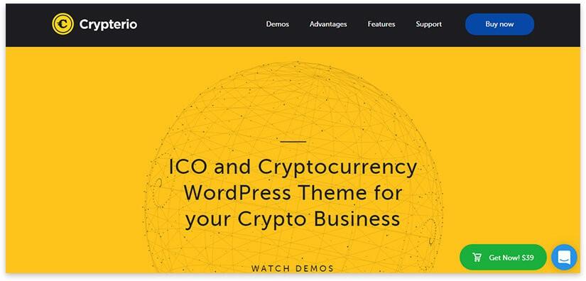 Сайт по криптовалюте