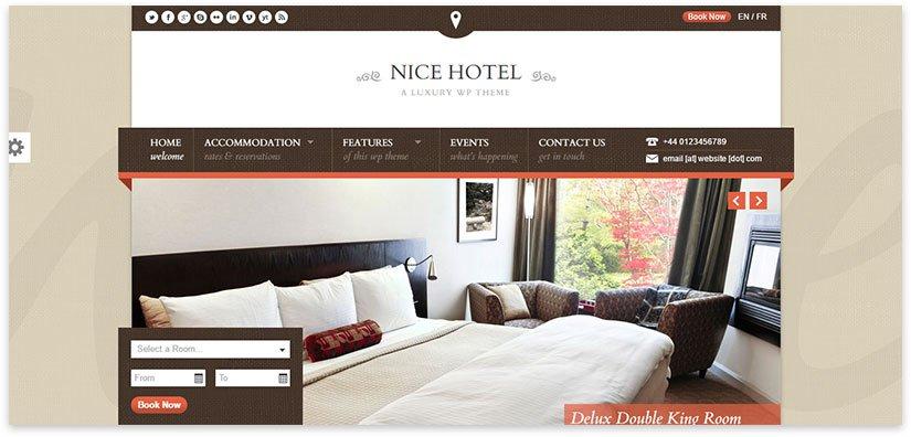 Wordpress шаблоны туризм, путешествия, travel блог. 25+ вариантов