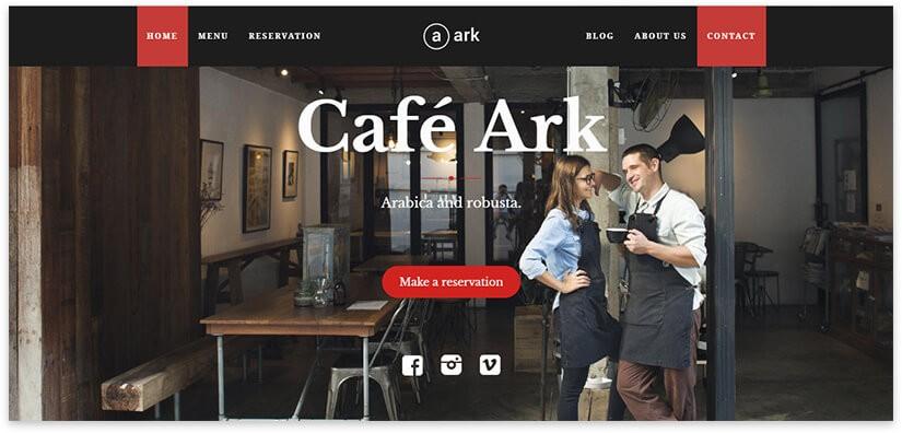 cafe ark