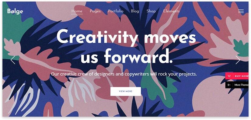 Креативное портфолио