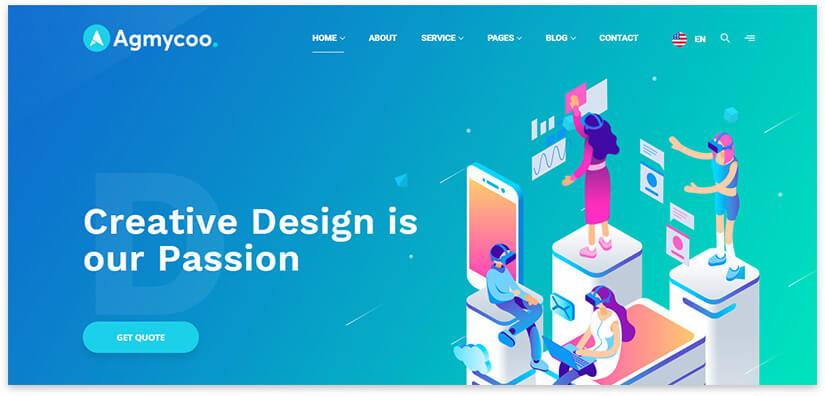 Креативный дизайн