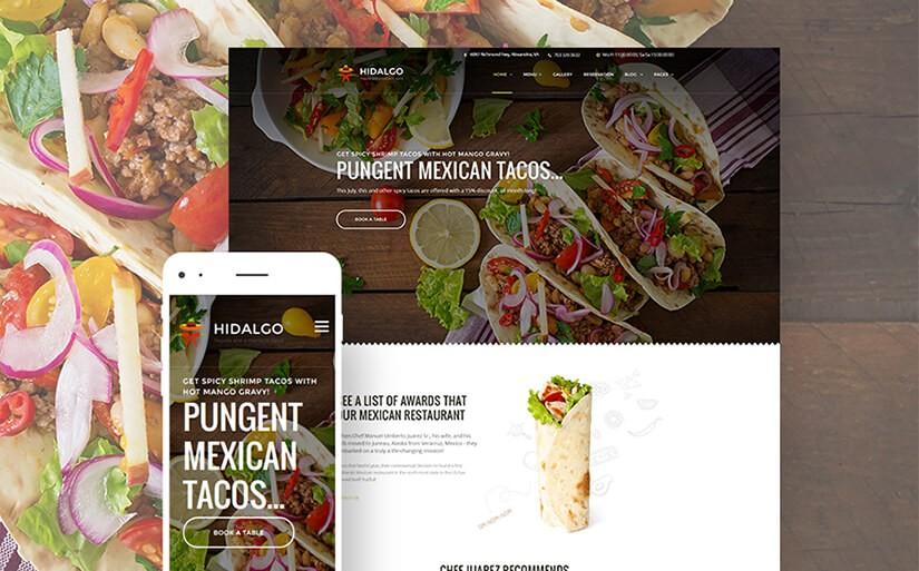 theme site restoran