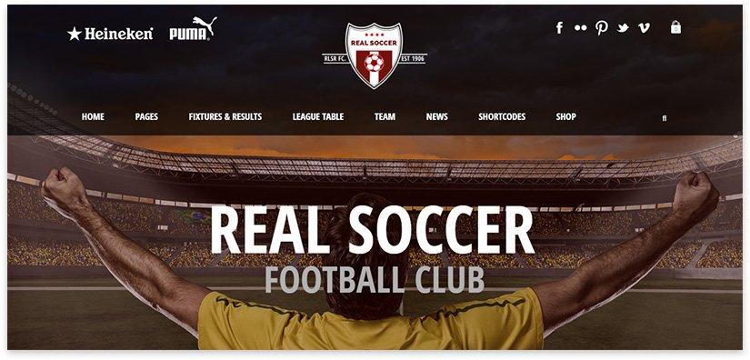 Тема для футбола