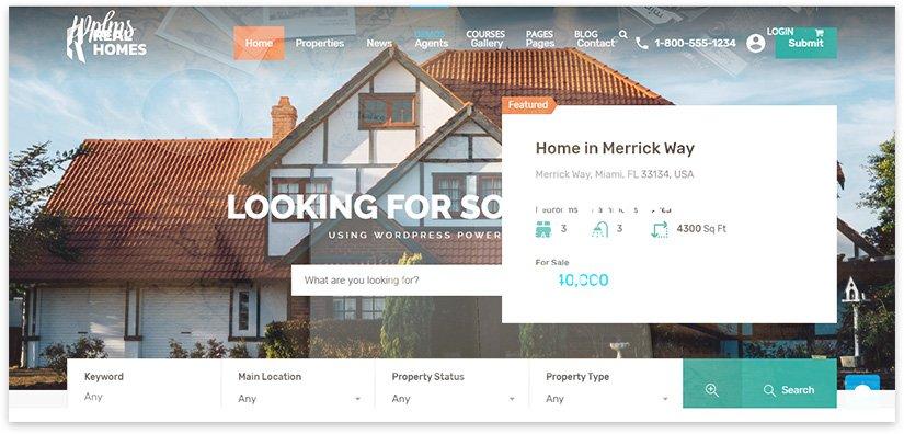 продажа жилья тема