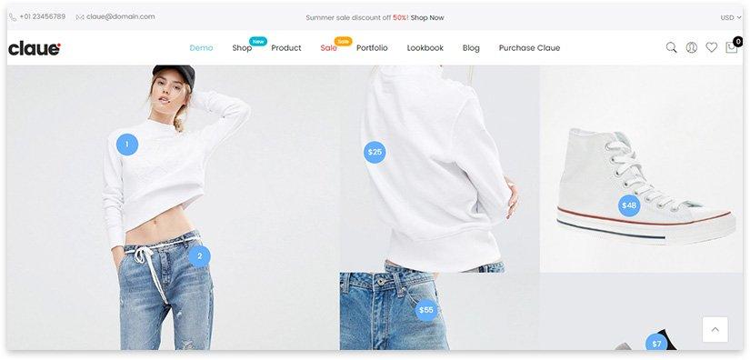 shop minimalism