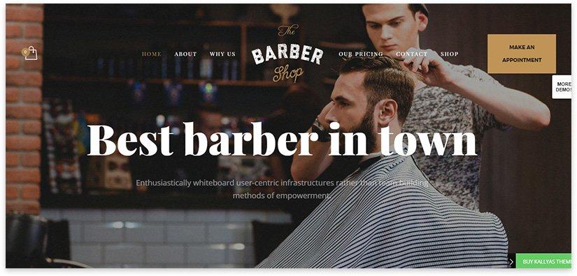 лучшая парикмахерская