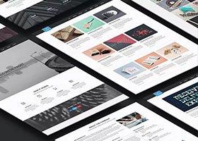 веб дизайн шаблоны