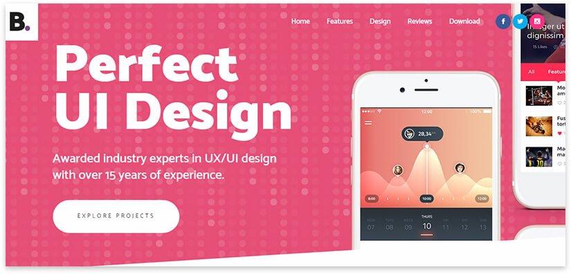 приложение для дизайна