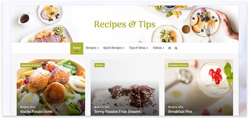 секреты кулинарии