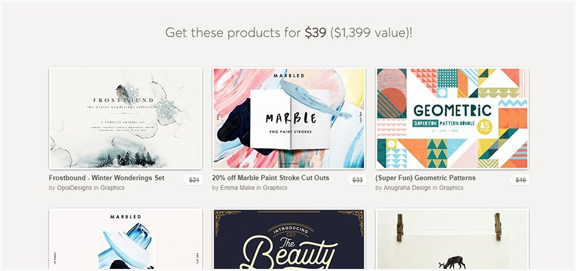 bundle-creative-market