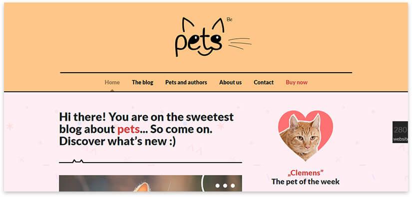блог про животных