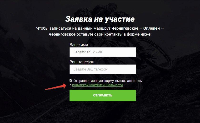 пример-сайта-с-чекбоксом
