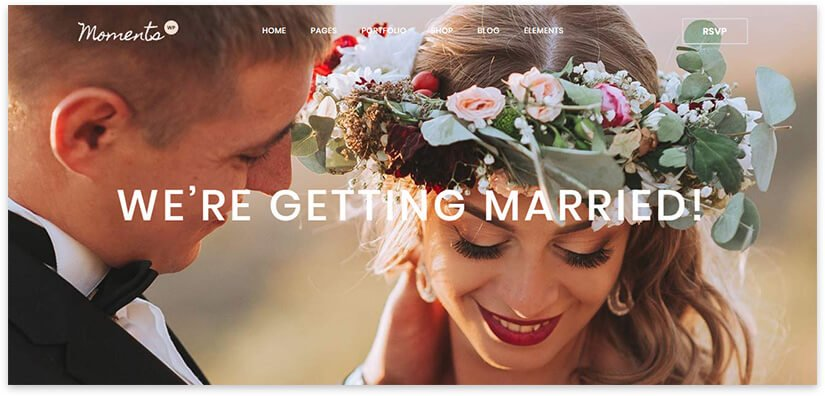 marring wordpress