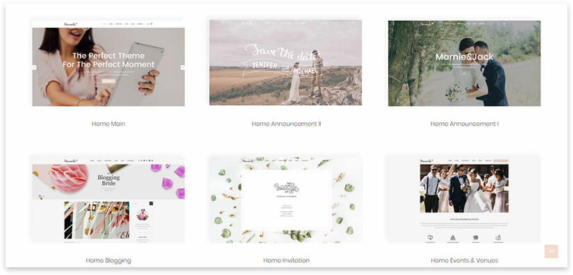 wedding wordpress