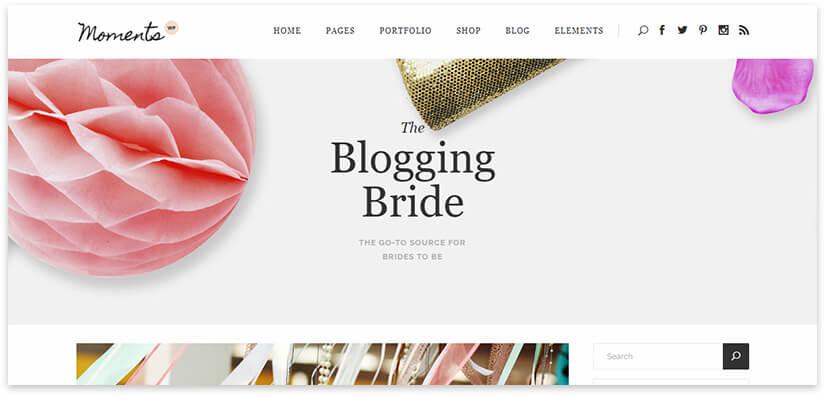 тема блога свадебной тематики
