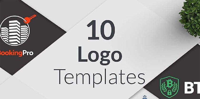 коллекция из 10 лого
