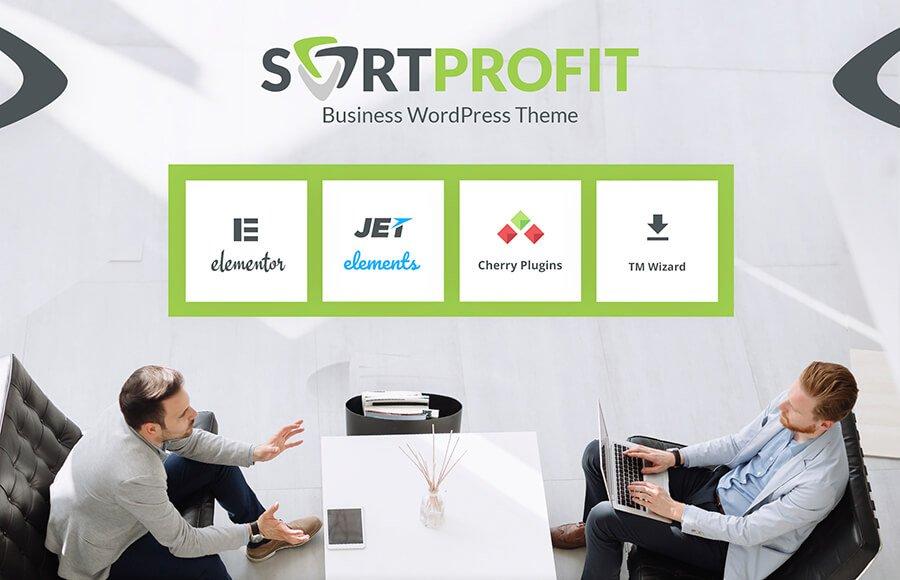 sortprofit templateMonster