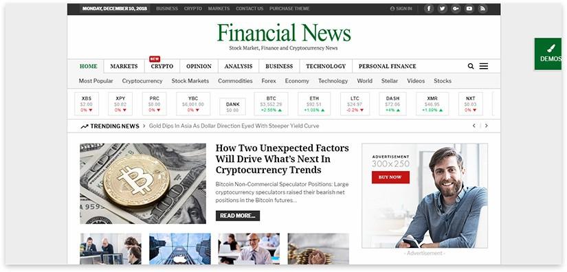 Новости финансов