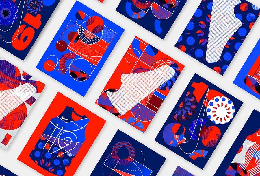 Геометрические фигуры в дизайне