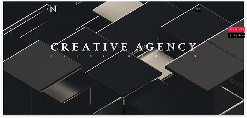 демо креативного агенства