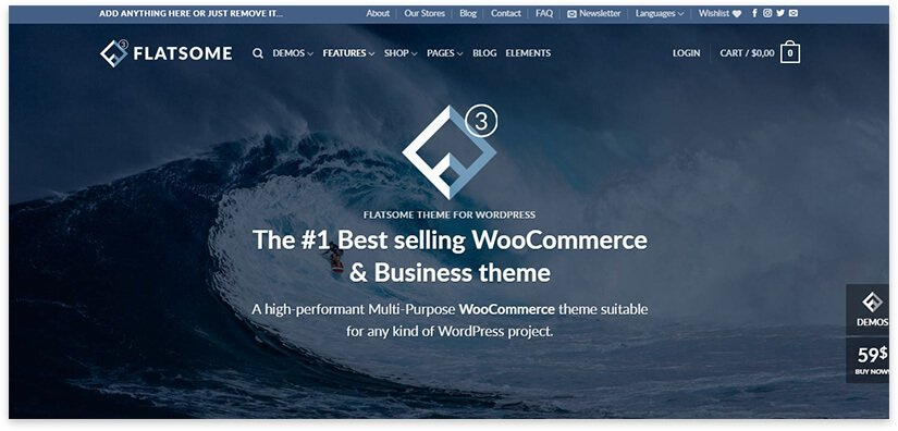 flatsome best woocommerce
