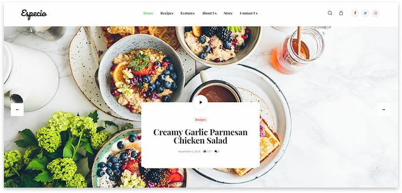 блог кулинарный