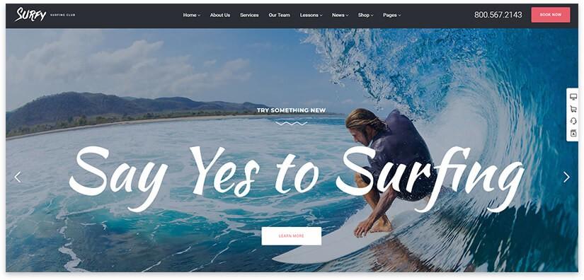 серфинг сайт