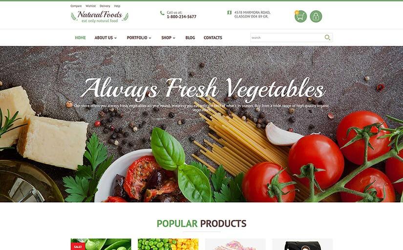 онлайн магазин продуктов