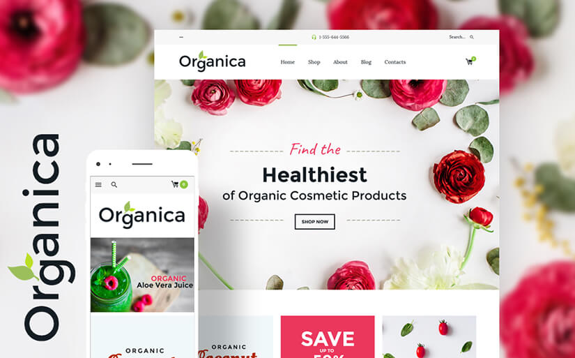 сайт по продаже цветов