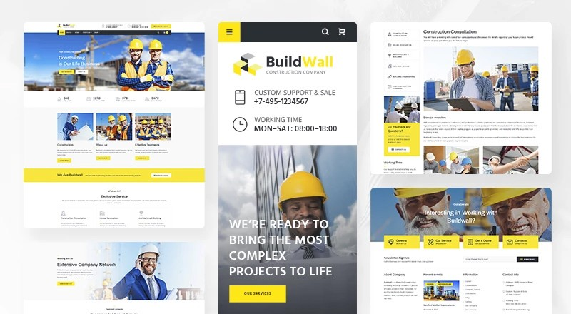 buildwall