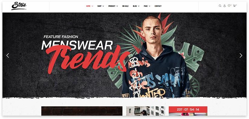 магазин одежды сайт