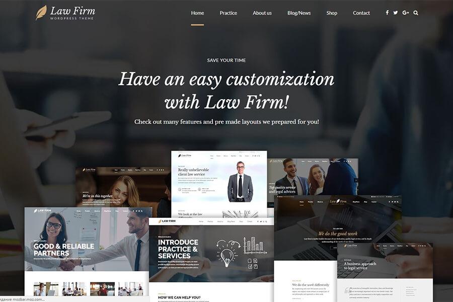 Фирма юристы