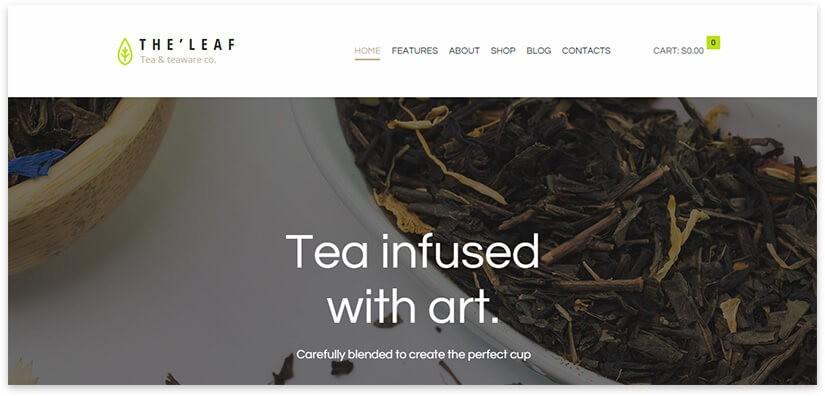 чай и кофе магазин