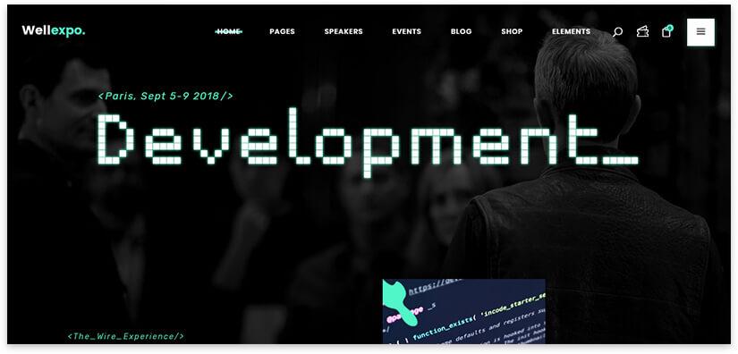 сайт конференции разработчиков