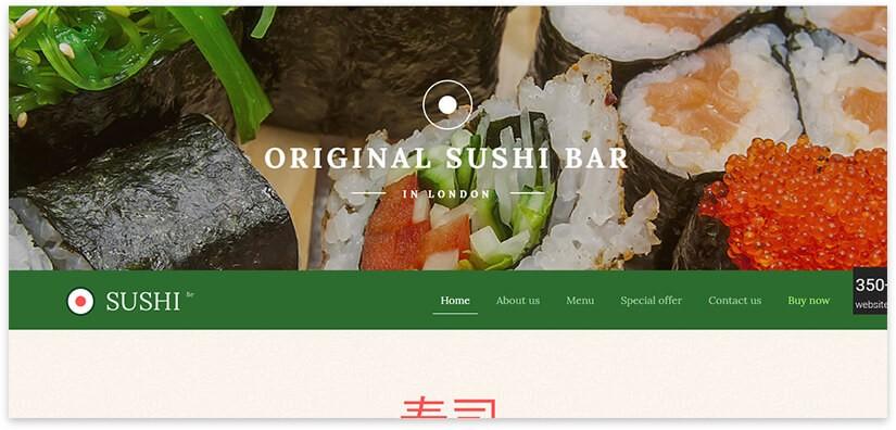 betheme sushi