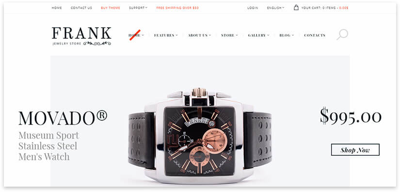 аксессуары и часы