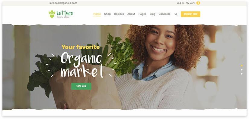 эко продукт сайт