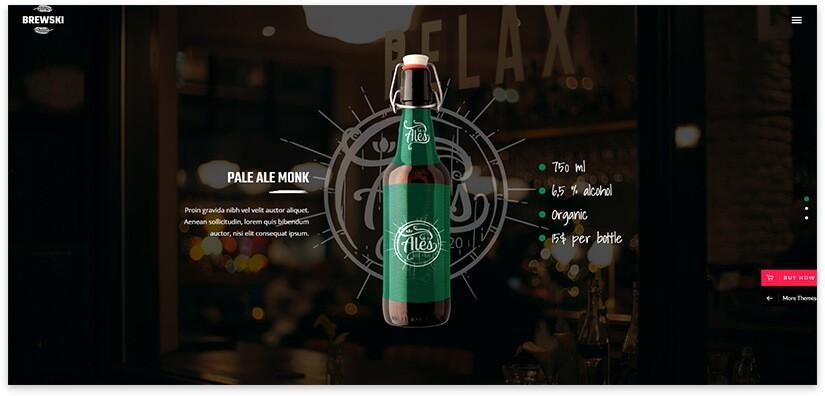 Тема для блога про пиво