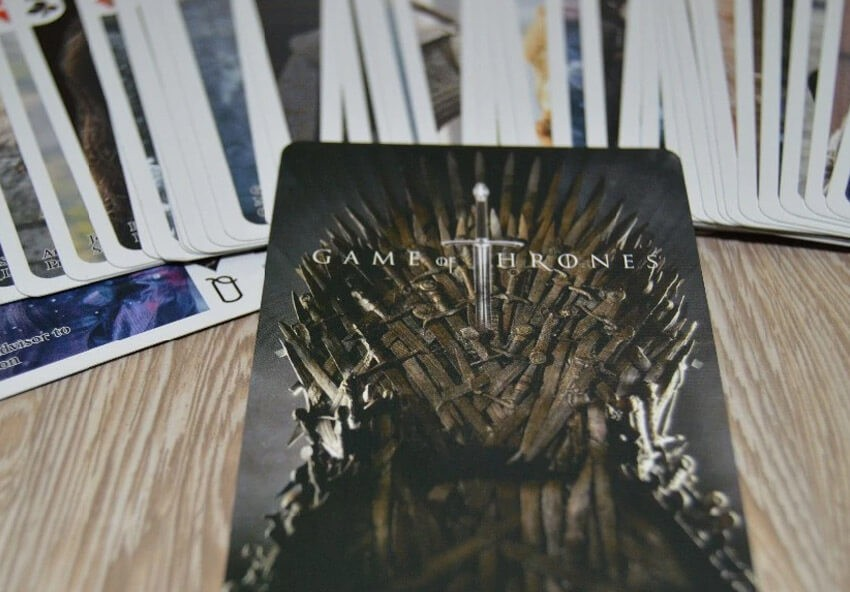 Игральные карты Игра престолов