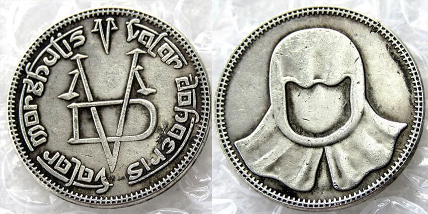Монета Арьи