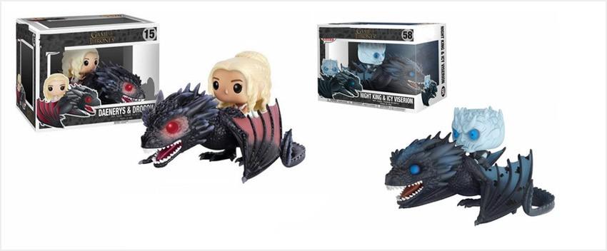Игрушки на драконах
