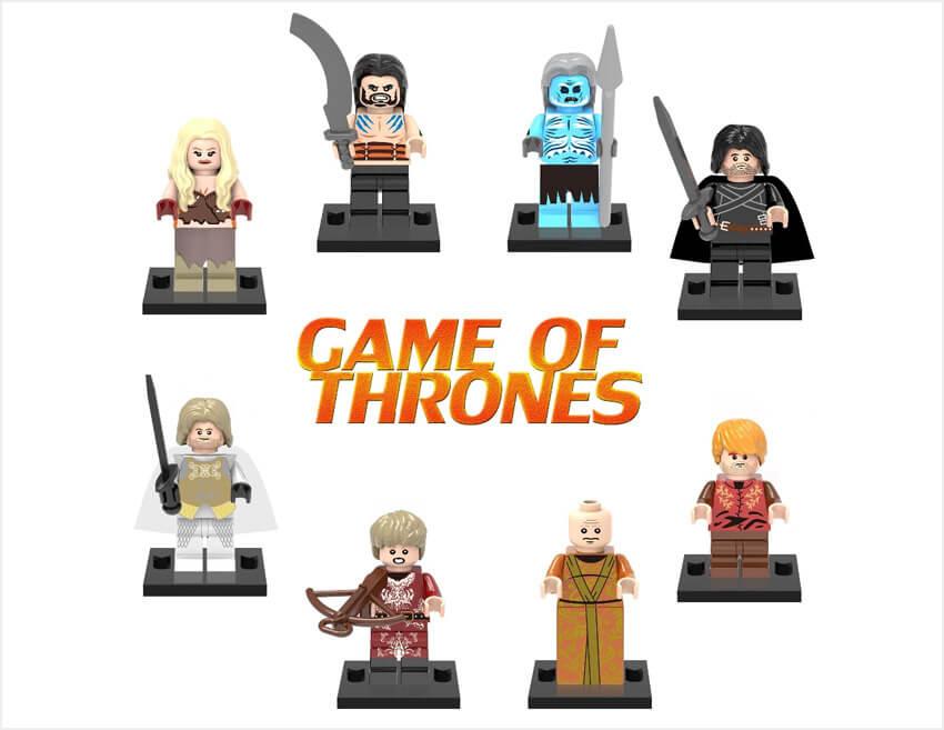 Lego GoT