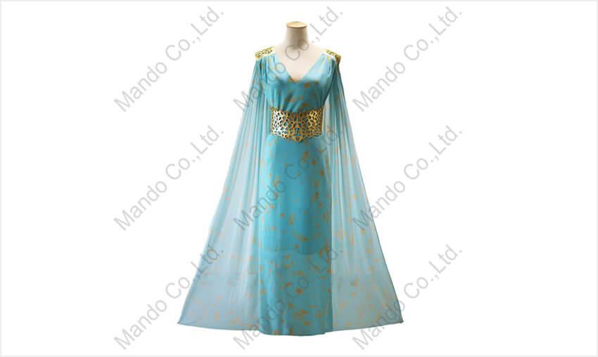 Платье Дейнерис